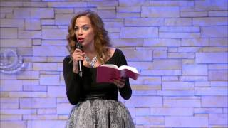 """Empty Words"" Heather Lindsey at Concord Church Women"
