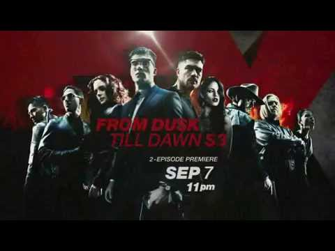 FX HD  From Dusk till Dawn S3