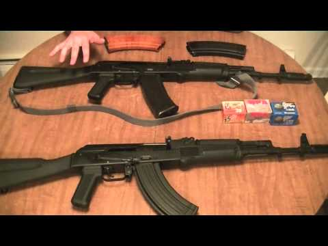 Arsenal SGL-31, Thoughts on the AK-74 & the 5.45x39mm