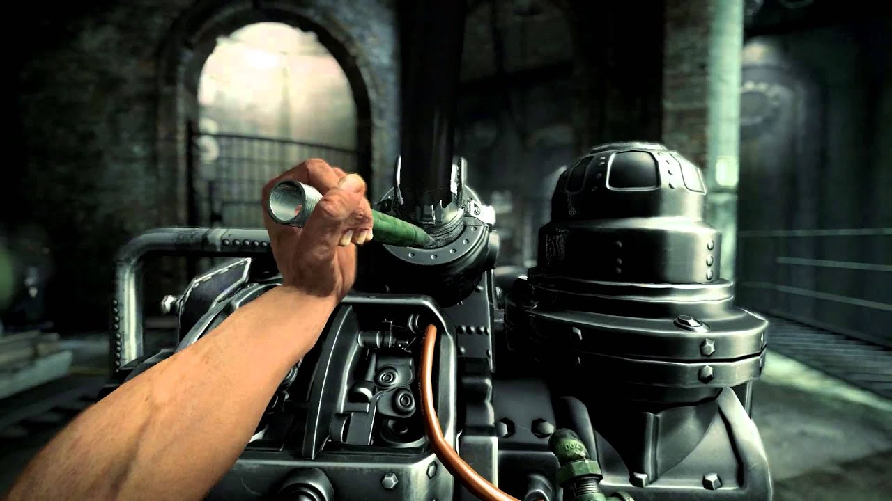 how to play wolfenstein new blood