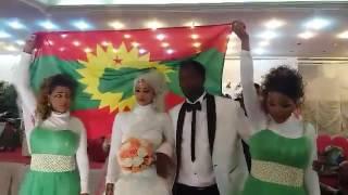 Best oromo wedding ceromony abubakar and kamila