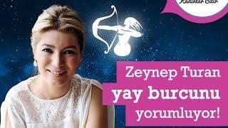 Zeynep Turan'dan Haziran Ayı Yay Burcu Yorumu