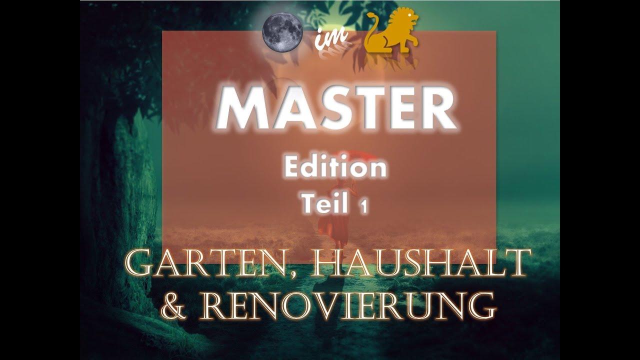Mond im Löwen - Master Edition Teil 1