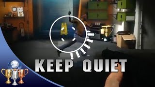 Blue Estate - Keep Quiet Trophy Guide (Kill all Screaming Enemies)