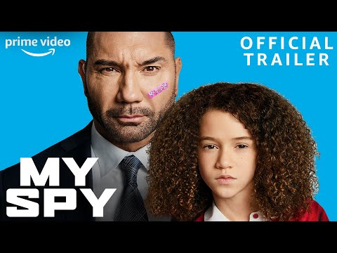 My Spy | Official Trailer | Prime Video