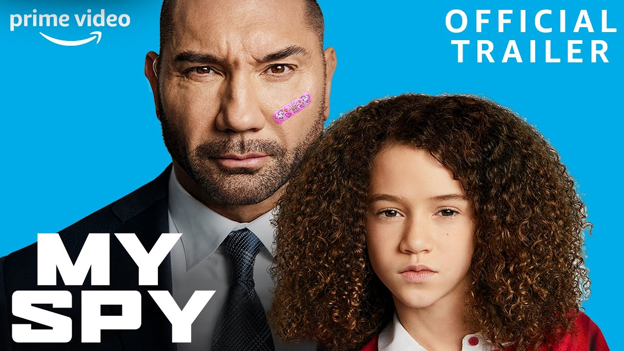 Download My Spy | Official Trailer | Prime Video