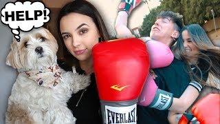 VANESSA MERRELL STOLE MY DOG!! (REVENGE)