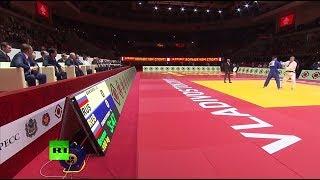 Путин с лидерами Японии и Монголии посетили молодёжный турнир по дзюдо во Владивостоке