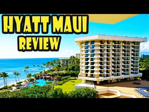 Hyatt Regency Maui Hawaii DETAILED Review