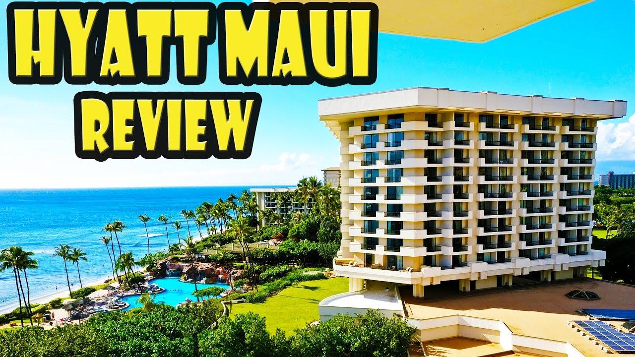 Hyatt Regency Maui Hawaii DETAILED Review