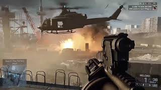 Battlefield 4 Gameplay Walkthrough Camping Mission/ Best Moments
