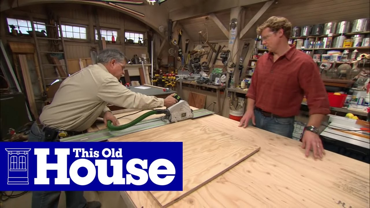 How to Build a Utility Cart | This Old House