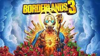 BORDERLANDS 3 All Cutscenes (Game Movie) 1080p 60FPS
