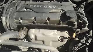 видео Замена прокладки клапанной крышки и теплообменника Шевроле-Круз