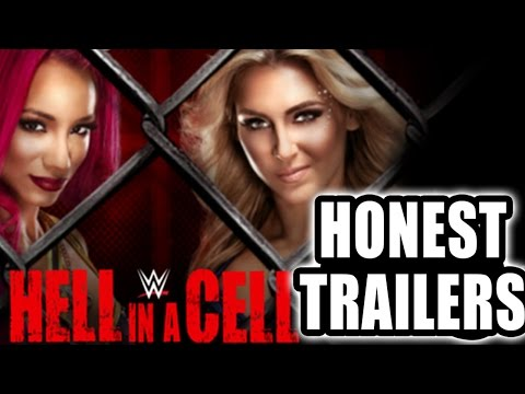 Honest Trailers - WWE Hell In A Cell 2016