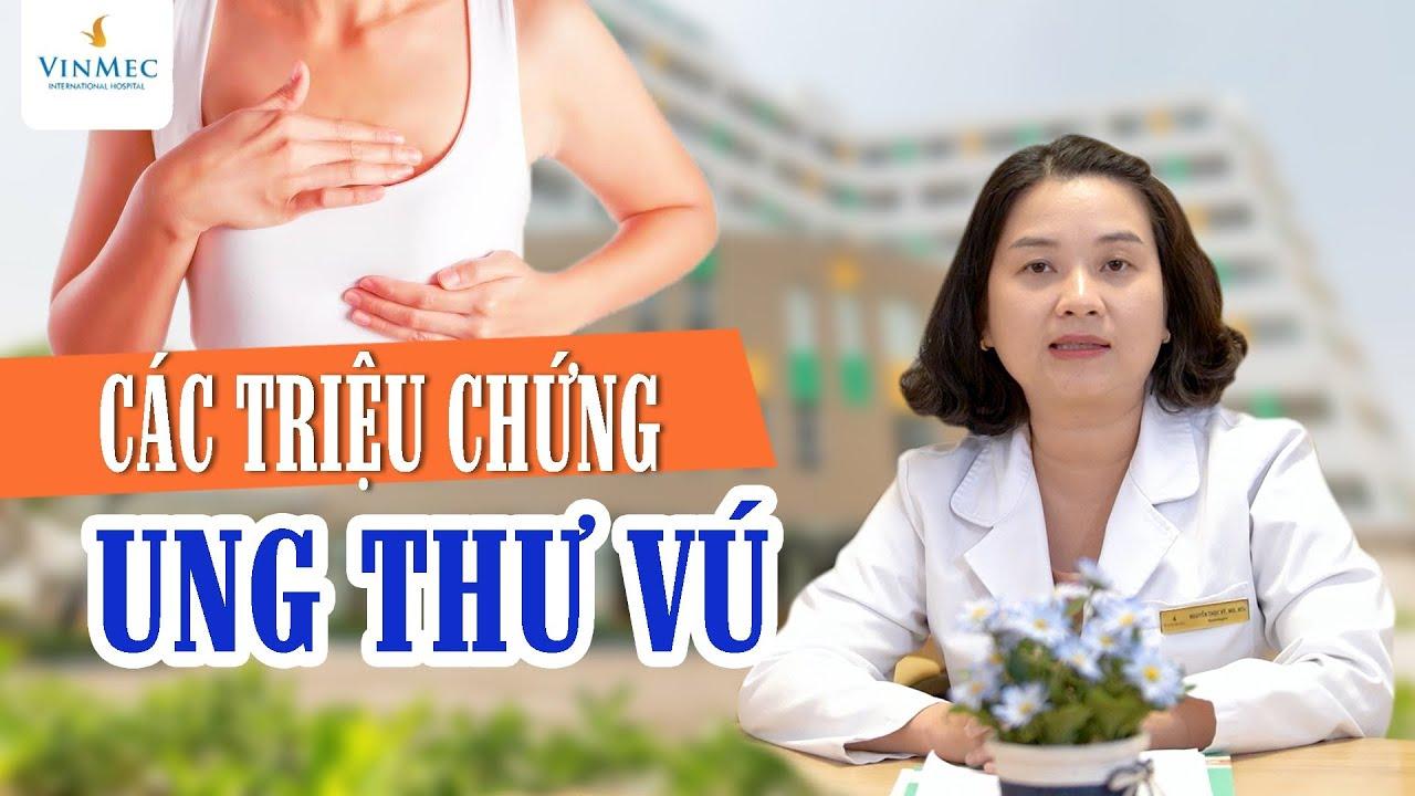 Bệnh ung thư vú và cách nhận biết sớm nhất | ThS, BS Nguyễn Thục Vỹ – Vinmec Nha Trang