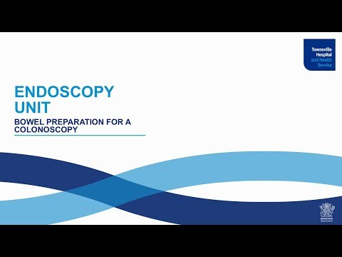 Endoscopy - Bowel Prep For A Colonoscopy