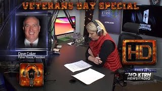 Fisher House Foundation - Houston Real Estate Radio - Veterans Day Special