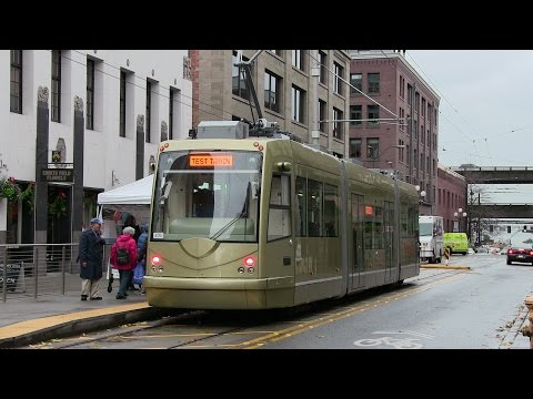 Seattle Streetcar Safety Day and Tour 12-3-15