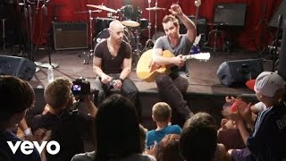Daughtry - Vevo Go Shows: Behind The Scenes