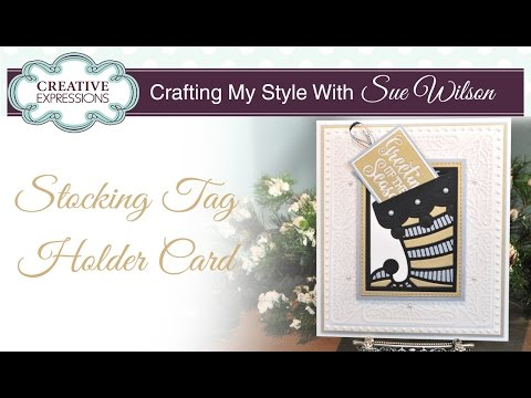 Handmade Gift Card Holder | Crafting My Style with Sue Wilson