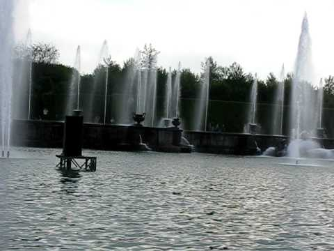 Versailles water works show