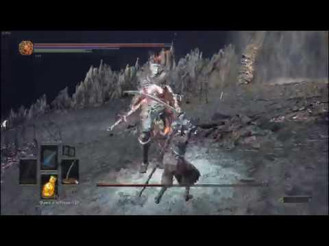 Dark Souls 3 - Душа пепла( НГ+3, Двуручный меч огня и т.д.)