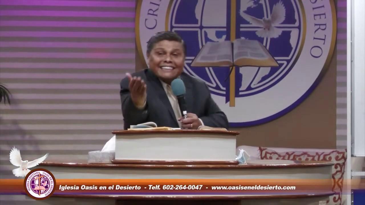 Tu santidad te sube de valor | Pastor Rodolfo Mendoza |  Jueves  | 052820