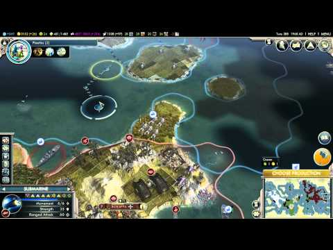 Sid Meier's Civilization V - Episode 14 - Thinking About Victory Conditions