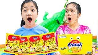 Kiều Anh Làm Kẹo Mút Bằng Chanh ❤ Hà Vy Lười Biếng - Trang Vlog