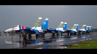 Russian Air Force  Russian Knights (Russkie Vityazi)  Русские Витязи