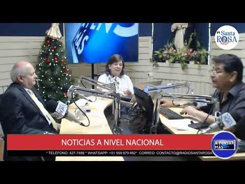 'A PENSAR MÁS CON ROSA MARÍA PALACIOS' 18-12-2018