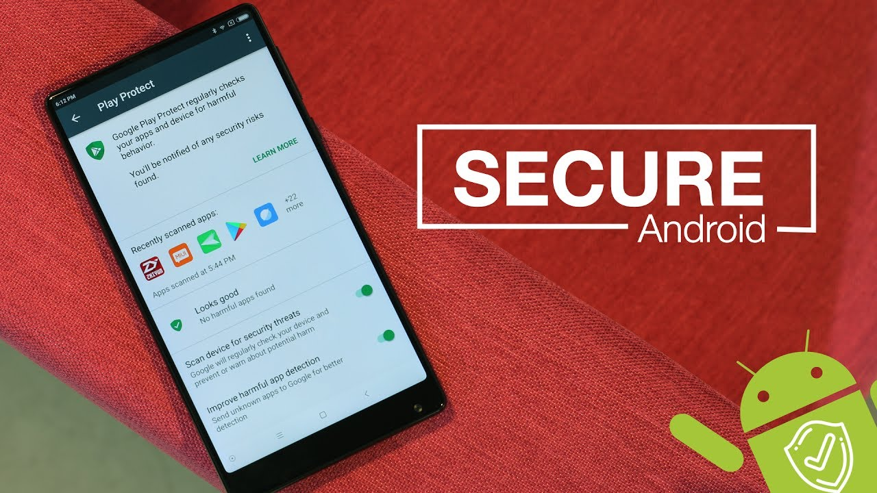 Image result for how to secure an android device