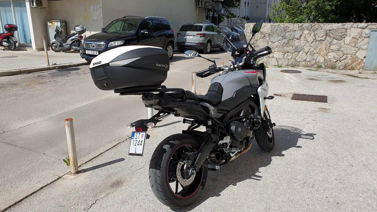 Yamaha Mt 09 Tracer 2015 Generalna Tema