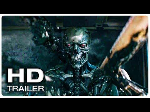 Play Rev-9 Vs Grace - Chase Fight Scene | TERMINATOR 6 DARK FATE (2019) Movie CLIP HD