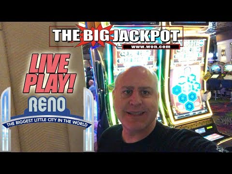 🚨 Reno Live High Limit Slot Play 🎰 - The Big Jackpot - 동영상