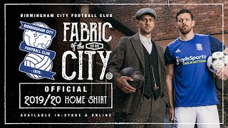 Birmingham City 2019/20 Home Kit | Fabric of the City