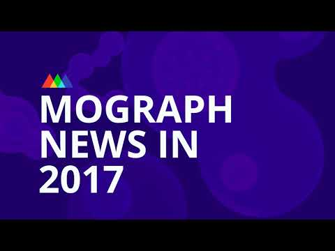 Episode 32: MoGraph News You Might Have Missed in 2017