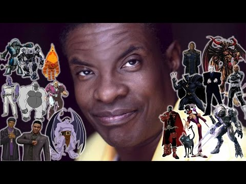 "Voice Showcase - ""Keith David"""