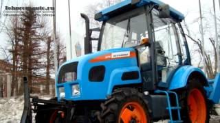 видео Владимирский тракторный завод: описание и фото трактора Т-30. Трактор т30 двигатель