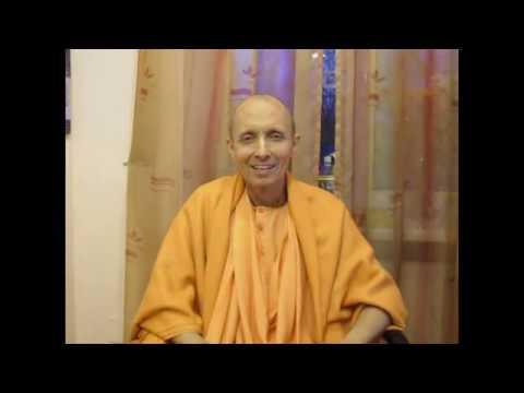 Санкиртана. Обращение Бхакти Ананта Кришны Госвами Махараджа