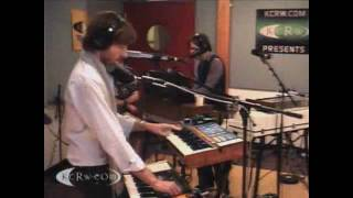 AIR - Missing the light of the Day (LIVE@KCRW March 29, 2010) HD