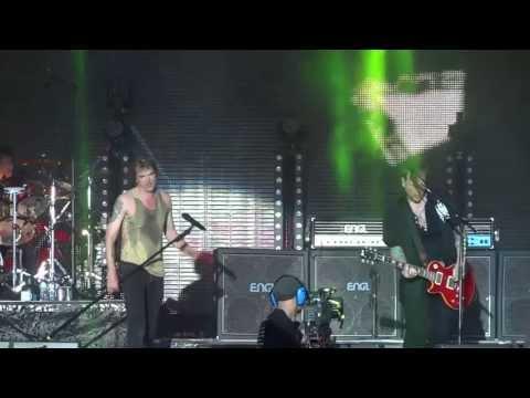 Die Toten Hosen -  Ein guter Tag zum Fliegen @Seenlandfestival 2013 part 05