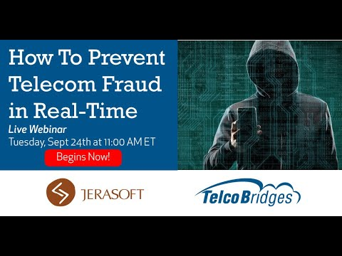 How To Prevent Telecom Fraud In Real-Time