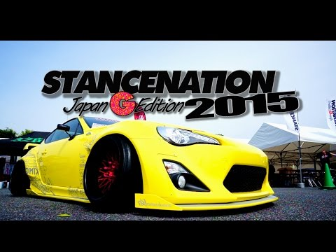 【2015】StanceNation Japan G Edition【HUIS TEN BOSTH】 Shoot & edit by Staddict Shooter division