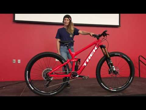Trek Slash 29 - World Launch