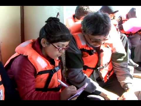Tras la Huella del Carbono: Tracking the Carbon Footprint of the Seabed in Chile