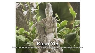 Kuan Yin Chain Saw Tree Shrine