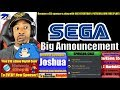 Sega Big Announcement!