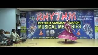 Kathak by Rhythm Student